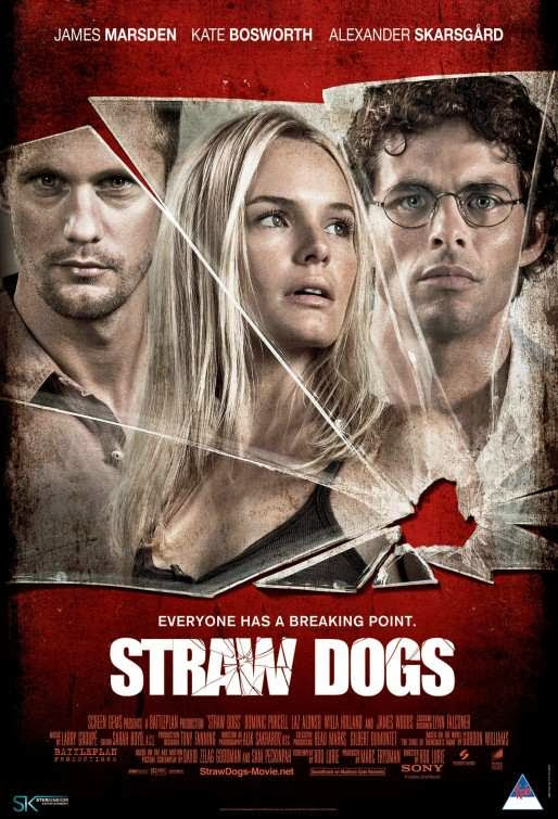 Poster Of Straw Dogs (2011) Full Movie Hindi Dubbed Free Download Watch Online At Alldownloads4u.Com