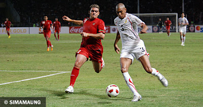 foto indonesia vs bahrain gonzalez