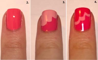 nail art paso a paso