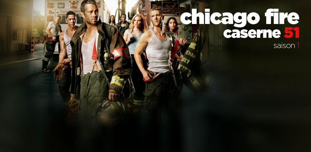 Chicago Fire Caserne 51 à Sherbrooke