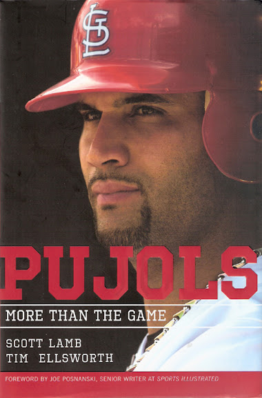 Pujols: More Than the Game cover