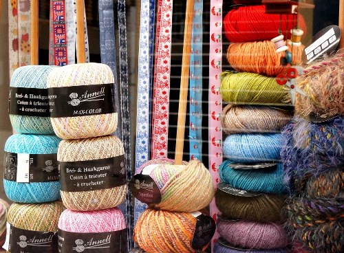 Yarn, thread, ribbon