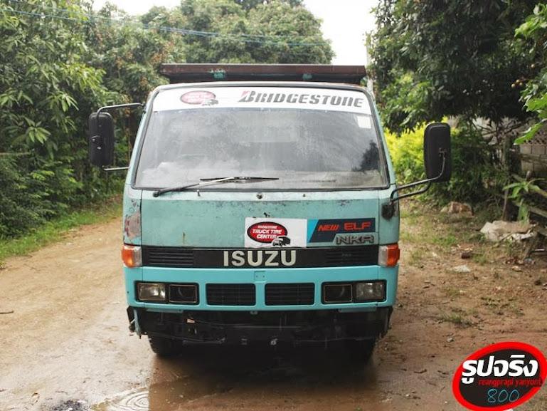 รถมือสอง ISUZU NKR 2.8 DIESEL ภาคเหนือ เชียงใหม่