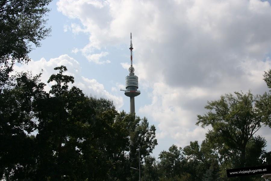 Torre del Danubio