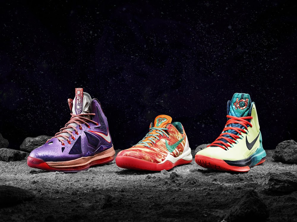 5f78acb7840 ... Nike Unveils the Extraterrestrial LeBron X AllStar Game Edition ...