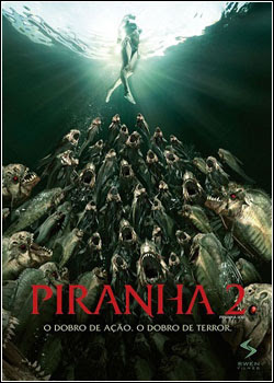 Piranha 2 Dublado BDRip AVI Dual Audio