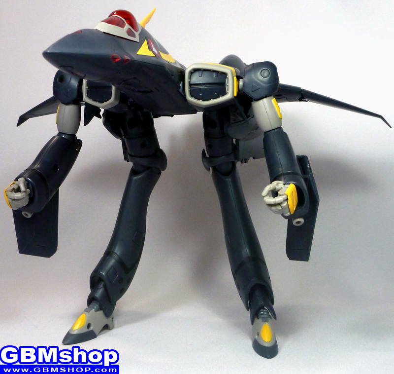 Macross Dynamite 7 VF-22S Sturmvogel II Gamlin Custom GERWALK Mode