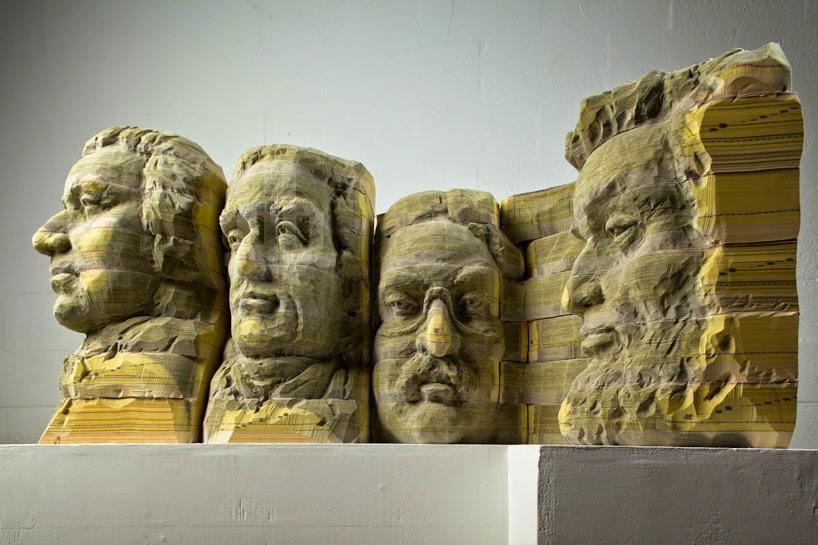 *賦予書本新生命:混合東西方藝術的台灣紙本雕刻家 3