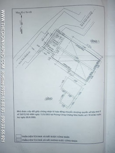 Bán nhà Phan Xích Long, Q. Phú Nhuận, 92m2 giá 4. 5 tỷ – NP49