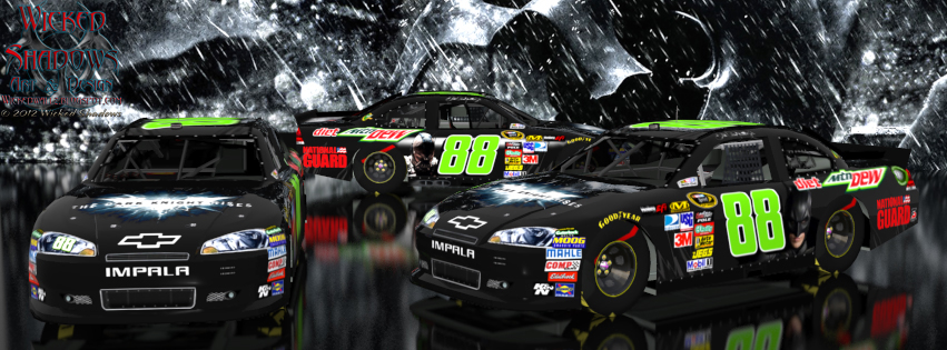wallpapers by wicked shadows dale earnhardt jr the dark