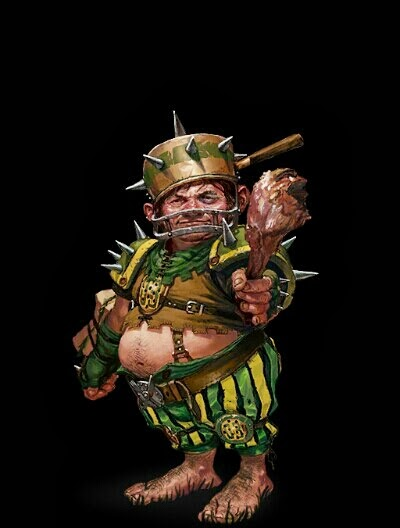 Halfling Blood Bowl
