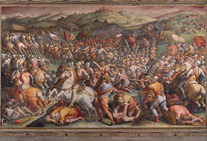 Giorgio Vasari: Marcianoi csata