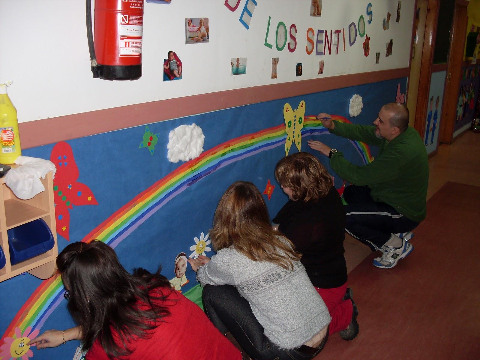 Escuela infantil platero y yo decoraci n de la escuela for Escuela de decoracion