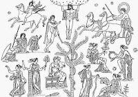 Οι Εσπερίδες ήταν θεότητες Νύμφες της ελληνικής μυθολογίας για τα εσπεριδοειδή.