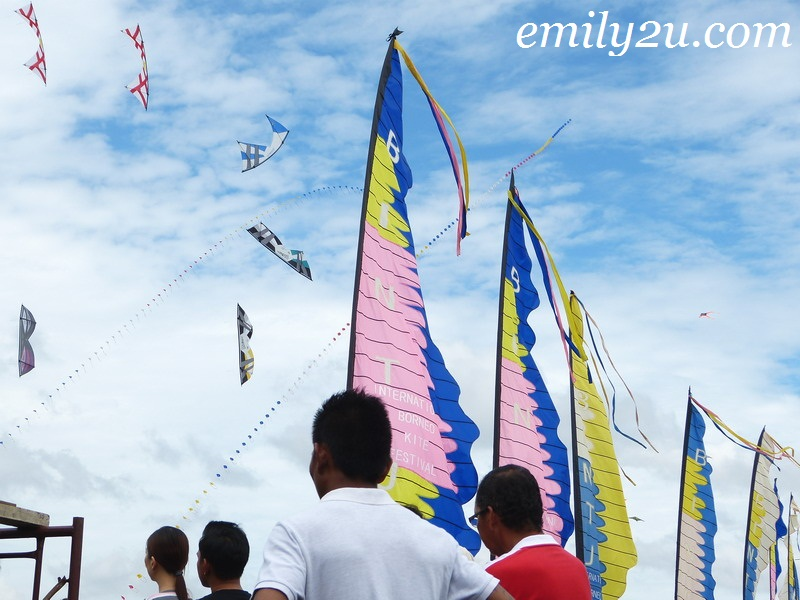 9th Borneo International Kite Festival 2013