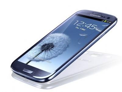 El Samsung Galaxy S3 aparece en el mercado con un nuevo diseño