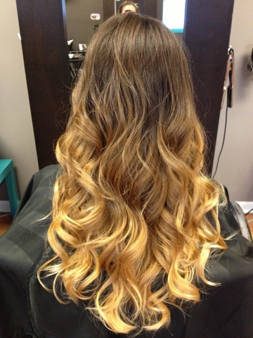 long ombre hair styles march 2013 hair by 4420 | blogger image 1220604934