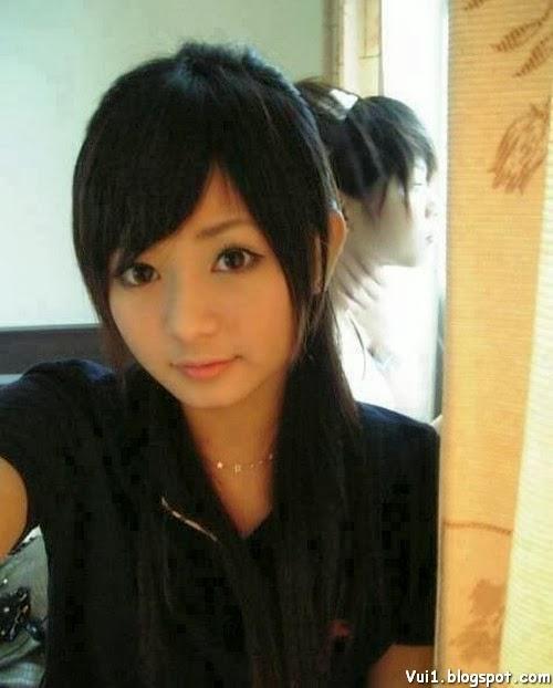 Ảnh Girl Xinh 9x Cực Cute, Có Nét Đẹp Baby - hình 7