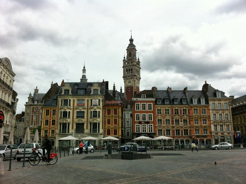 Grand Place Lille France