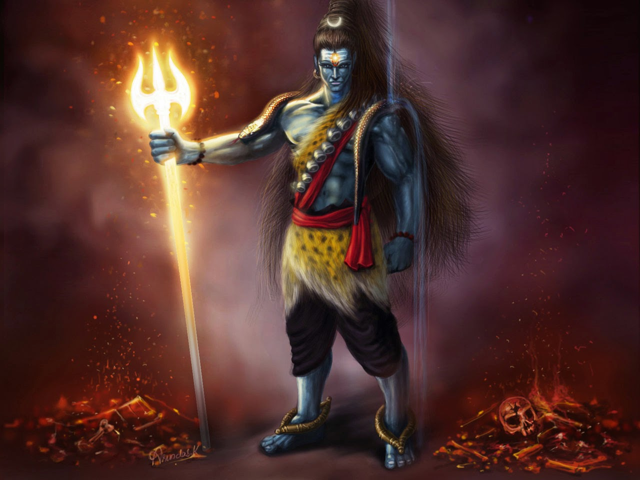 Best God Shiv Rudra HD Images for free download