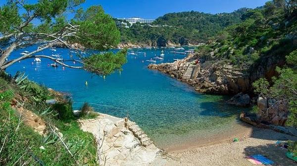 Playas de Begur, Gerona
