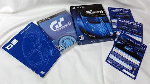 gt6 限定 版