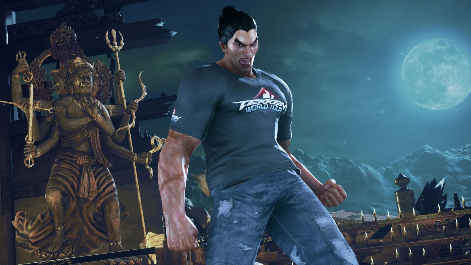 Tekken 7: DLC4 - Anna Williams 2018 pc game Img-3