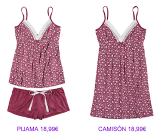 WomenSecret pijamas6