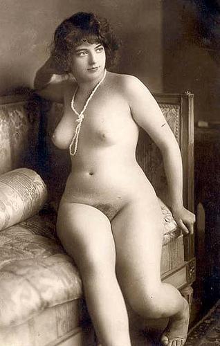 фото ретро голых телок