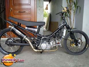 Motor Drag Yamaha Jupiter - pusber.com