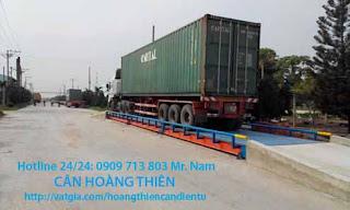 Trạm cân ô tô điện tử Hoàng Thiên_150