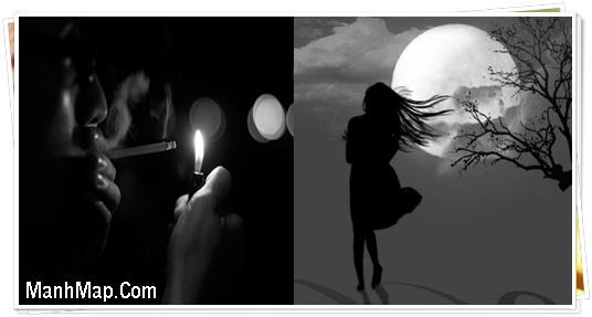 Những bài thơ tâm trạng về đêm buồn, cô đơn nhất