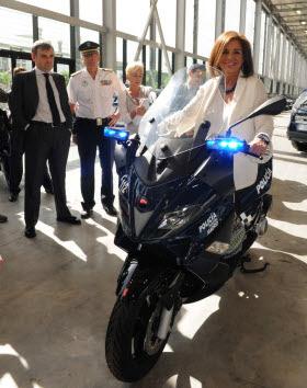 358 nuevos vehículos para la Policía Municipal de Madrid