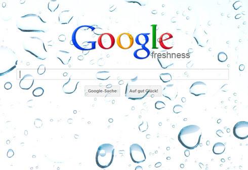 Awas! Perhatikan Google Freshness!
