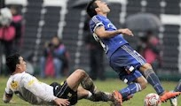 RESULTADO Colo Colo U Chile   [2 - 0] Semi 17 Junio