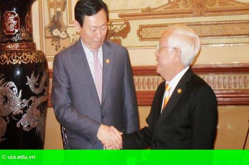 Hình 1: TPHCM: Lotte xúc tiến đầu tư dự án đô thị lớn ở Thủ Thiêm