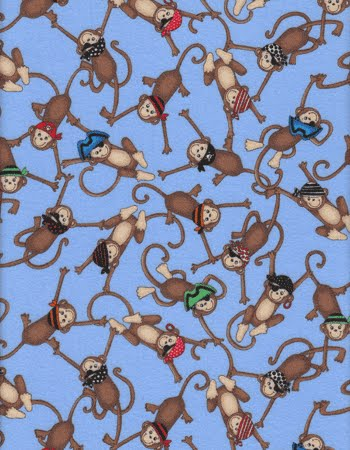 Pirate Monkeys