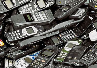 Cell phone recycling practices set to change in Illinois in 2012.