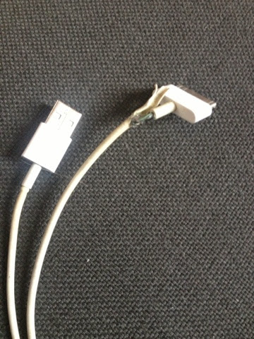 Aj takúto farbu môže chytiť tvoj Lightning kábel - svetapple.sk