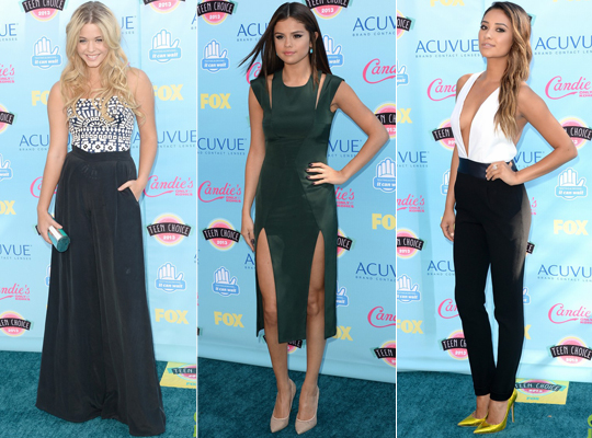 Looks Teen Choice Awards 2013!