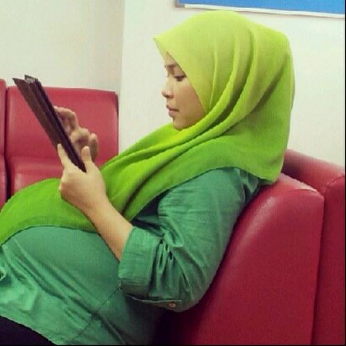 Gambar Farah AF Selamat Lahirkan Anak Perempuan