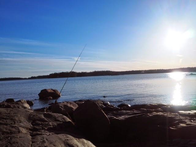 vuosaari, aurinkolahti, helsinki, maisema, view, aurinko,sun ,meri, sea, onki, fishing,