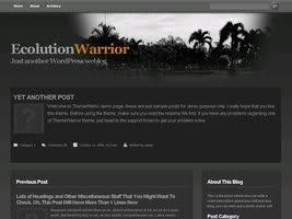 Ecolution Warrior