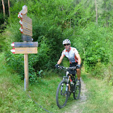 Bike - Zugtrail 31.07.12
