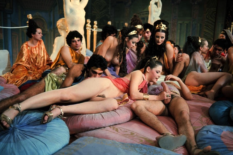Orgy ancient greek