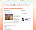 Aperçu Ethereal Hummingbirds 2