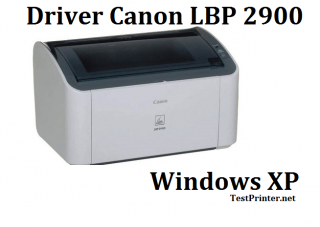 download Canon LBP 2900 for Microsoft Windows XP 64 bit printer's driver