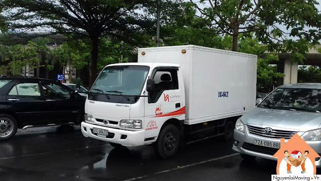 xe tải NguyenloiMoving