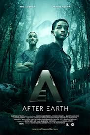 poster de la pelicula After Earth