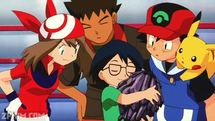 Ảnh trong phim Bảo Bối Thần Kỳ 9 - Pokemon Season 9 1